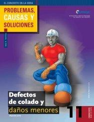 Defectos de colado y daños menores - Instituto Mexicano del ...