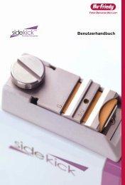 Sidekick Gebrauchsanweisung - Langer-Küretten - Hu-Friedy
