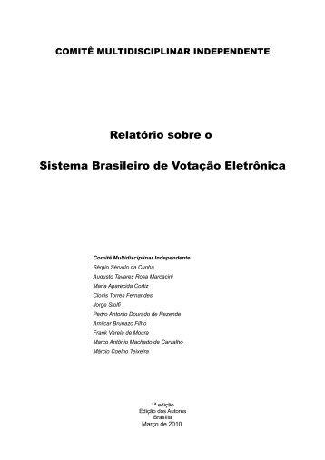 Relatório CMind - Departamento de Ciência da Computação - UnB