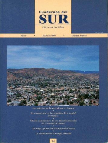 Cuadernos del - Unidad Pacifico Sur