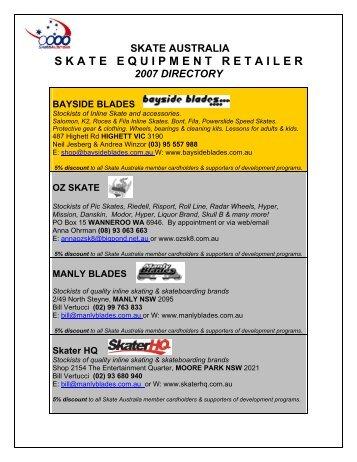 SKATE AUSTRALIA - Speed Zone Roller Sports Club
