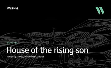 House of the rising son - Wilsons