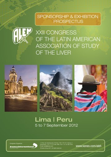 Lima | Peru - Kenes Group