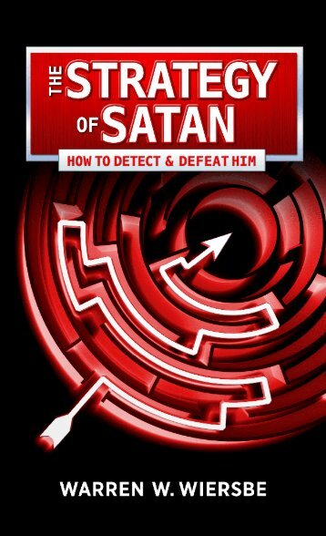The Strategy of Satan - Dr. David Jeremiah