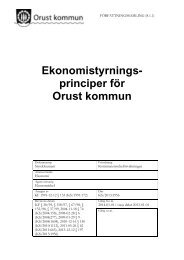8-1-1 Ekonomireglemente.pdf - Orust kommun