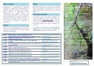Díptico de Programa Formativo 201-13 - Blog del Agua