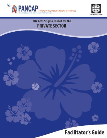 HIV Guide Private Sector.pdf - Pan Caribbean Partnership against ...