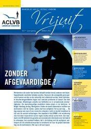 Vrijuit - editie oktober 2011 - Aclvb