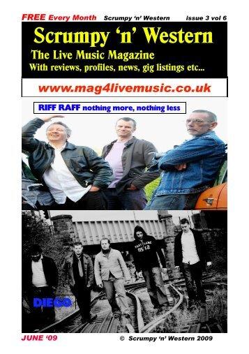'n' Western - Mag 4 Live Music