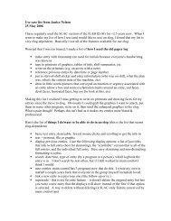 PDF version of use-case list - DocDB