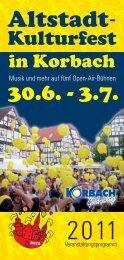 AKF Programm 2011.pdf - WLZ/FZ-online.de