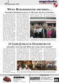BESINNLICHE STIMMUNG - Gemeinde Ungerdorf - Seite 7