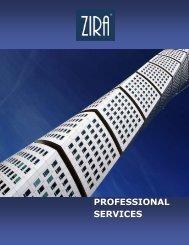 download zira professional services brochure
