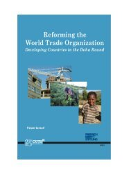 Reforming the WTO - cuts citee