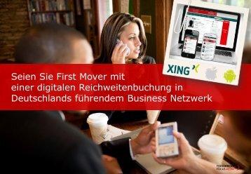 XING - Tomorrow Focus Media