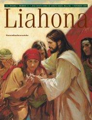 November 2005 Liahona - Jesu Kristi Kirke af Sidste Dages Hellige