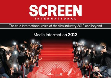Media Pack - Screen International
