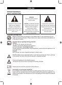 HAV-TR700BE / BL / BU - Nedis - Page 2