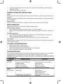 HAV-TR700BE / BL / BU - Nedis - Page 6