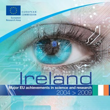 2004 > 2009 - Seventh EU Framework Programme Ireland