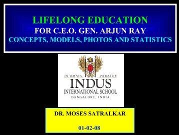 LIFELONG EDUCATION - ITARI