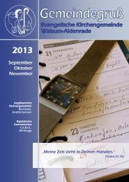 Download - Ev. Kirchengemeinde Walsum-Aldenrade