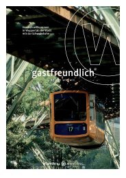 Wohlfühlen in Wuppertal: Wir sind da! - Stadt Wuppertal