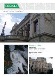 Theatre in Pilsen - RECKLI GmbH: Home