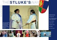 THESTLUKE'SWAY - St Luke's Anglican School