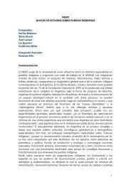 nespi - Instituto de Altos Estudios Sociales