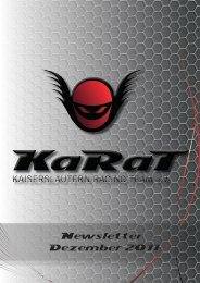 Dezember 2011 - KaRaT