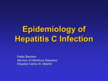 Epidemiology of Hepatitis C Infection - Viral Hepatitis Prevention ...
