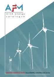 wind energy c a t a l o g u e - AFM