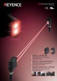 Photo Electric Sensor PZ-G series - Earthtekniks