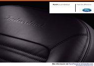 Catálogo Ford Focus Individual - enCooche.com