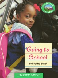 Lesson 17:Going to School