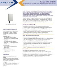 Tsunami MP.11 5012-CPE - Leading provider of wireless products ...
