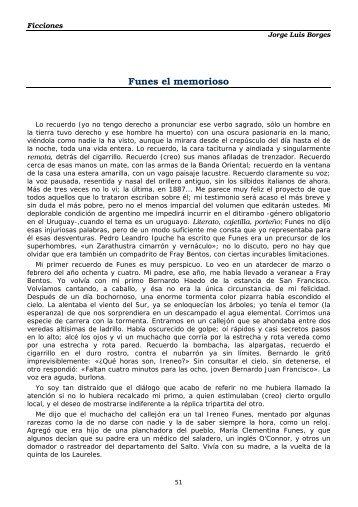 Jorge Luis Borges - Ficciones - Ram-wan.net