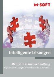 Intelligente Lösungen - M-Soft Organisationsberatung GmbH