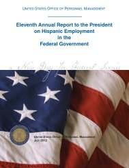 9th Hispanic Report - Office of Personnel Management