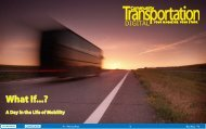 What If...? - The Community Transportation Association of America