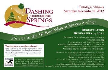Dashing Springs