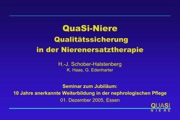QuaSi-Niere - WB-nephro.de