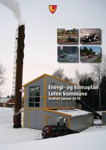 Energi- og klimaplan Løten kommune