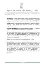 bases concurso fotografia iii dia del perro - Ayuntamiento de ...