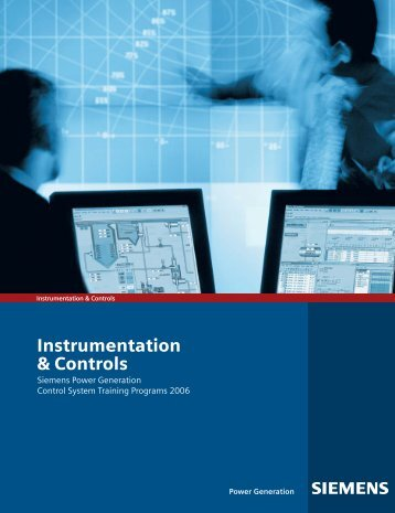 Instrumentation & Controls - Siemens