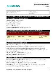 ADVIA Centaur Anti TG Diluent Ancillary Pack