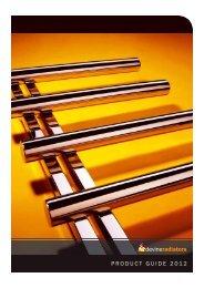 Download 2012 Product Guide - Devine Radiators