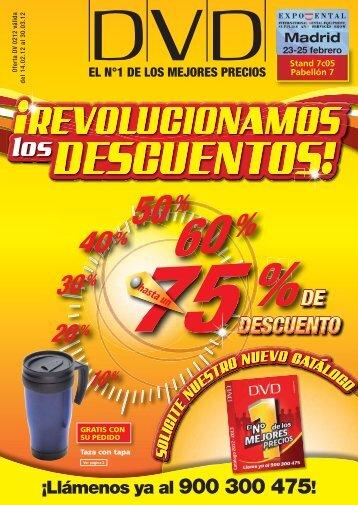 50% - DVD