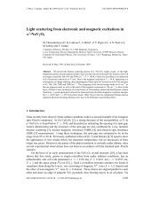 Light scattering from electronic and magnetic excitations in α -NaV2O5